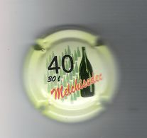 CAPSULE  DE  CHAMPAGNE  /  MELCHISEDEC  ( 30 Litres = 40 Bouteilles ) - Champagne