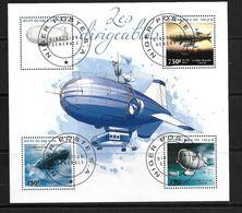 NIGER 2014  ZEPPELINS  (CTO)   YVERT N°3197/02  OBLITERE - Zeppelins