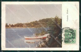 Finland Russia Russian Stamp Postcard XC0309 - Finland