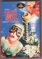 DVD Tank Girl  Etat: TTB Port 110 Gr Ou 30gr - Comedy
