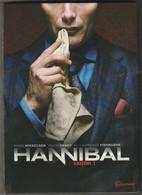 DVD SERIE HANNIBAL Saison 1 ( Etat: TTB Port 300 GR ) - TV Shows & Series