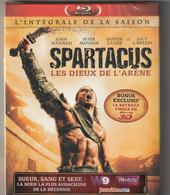 DVD Blu Ray SPARTACUS Saison 1 Les Dieux De L Arène ( Etat: Neuf Sous Blister Port 160 GR ) - TV Shows & Series