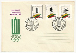 LITUANIE ==> Lot De 16 Enveloppes Diverses - à Voir - Lituania