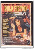 DVD PULP FICTION  Etat: TTB Port 110 Gr Ou 30gr - Classic