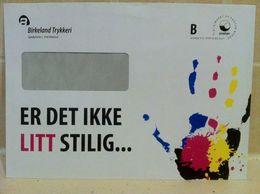 Norway Porto Betalt 2012 - Noruega