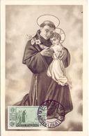 FAKE FAUX FALSCH  MAXIMUN S. ANTONIO PADOVA BASILICA DEL SANTO  PERFECT (G180006) - Maximum Cards
