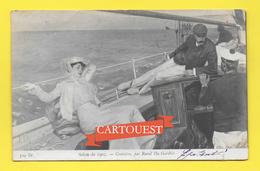 CPA Voilier CROISIERE 1905 Par Raoul Du Gardier - Sailing Vessels