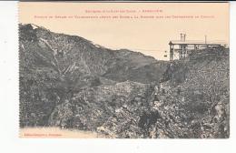 66 - Amelie-les-bains - Rapaloum - Mines A La Pinouse - Station De Depart Du Transporteur Aerien - Other Municipalities
