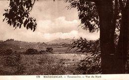 MADAGASCAR TANANARIVE VUE DU NORD - Madagascar