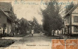 MADAGASCAR VUE D'ANTSIRABE - Madagascar