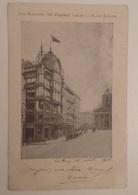 CP. 2190. Les Magasins Old England, Vus De La Place Royale - Bruxelles-ville