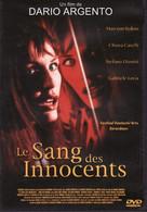 DVD LE SANG DES INNOCENTS Dario Argento Etat: TTB Port 110 Gr Ou 30gr - Horror