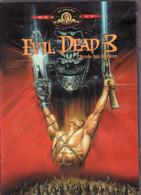 DVD EVIL DEAD 3 Etat: TTB Port 110 Gr Ou 30gr - Horror