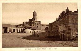 EGYPTE LE CAIRE PORTE DE BAB EL OASIR - El Cairo