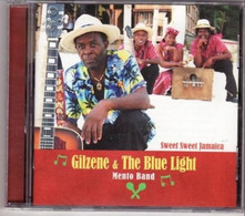 CD GILZENE ET THE BLUE LIGHT Jamaica Etat: TTB Port 110 Gr Ou 30gr - Musiques Du Monde