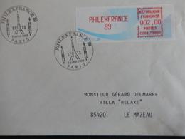 Lot De LISA Illustrées (60) Sur Enveloppes (1999 à 2013) - Marcophilie (Lettres)