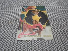 ANTIGUA - Nice Phonecard 181CATF - Antigua And Barbuda