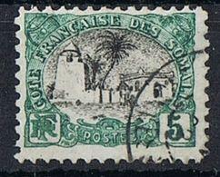 COTE DES SOMALIS N°56 - Côte Française Des Somalis (1894-1967)