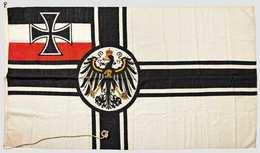 Drapeau Allemand Ww1 De 2m00x1m20 - 1914-18