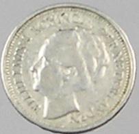 10 Cents - Hollande - 1930 - Argent - TB+ - - [ 3] 1815-… : Kingdom Of The Netherlands