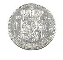 1 Gulden - Hollande - 1955 - Argent - TTB - - [ 3] 1815-… : Kingdom Of The Netherlands