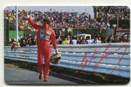 TK 31172 NETHERLANDS - Chip Ayrton Senna - Netherlands