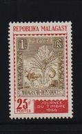 Madagascar 1966, Minr 554, Mlh - Madagascar (1960-...)