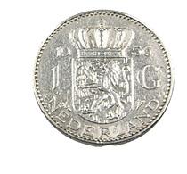1 Gulden - Hollande - 1956 - Argent - TTB - - [ 3] 1815-… : Kingdom Of The Netherlands