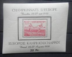 BELGIE 1950    Blok 29       Postfris **     CW  80,00 - Blocks & Sheetlets 1924-1960