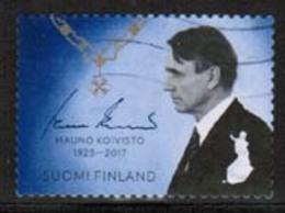 2017 Finland, President Koivisto Used. - Finland