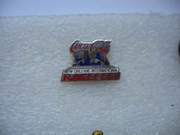 Pin's COCA COLA, New Orleans International RACEFEST - Coca-Cola