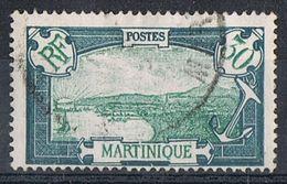 MARTINIQUE N°121 - Gebraucht