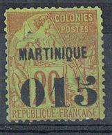 MARTINIQUE N°6 NSG - Martinique (1886-1947)