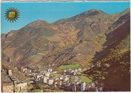 Principat D'Andorra: Sant Julia De Loria, Alt. 939 M. - Andorra