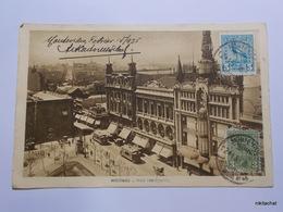 MONTEVIDEO-Plaza Constitucion,-1925 - Uruguay
