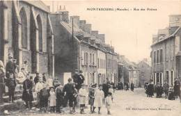 50 - MANCHE / Montebourg - 501615 - Rue Des Prêtres - Beau Cliché Animé - France