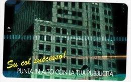 SCHEDA TELEFONICA NUOVA PRP 243 MM PUBBLICITA' 1 - Italy