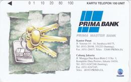 INDONESIA INDONESIEN  INDONESIE - IND P 336- P 340 Prima Bank 5.000ex.-. MINT RRR - Indonesia