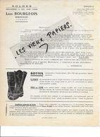88 - Vosges - REMONCOURT - Facture BOURGEOIS - Soldeur - 0000 - REF 86C - France