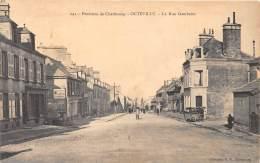 50 - MANCHE / 501722 - Octeville - La Rue Gambetta - France