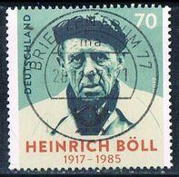 2017  100. Geburtstag Von Heinrich Böll - BRD