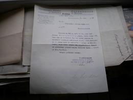 Zemun Trgovacka Banka Zemun Handelsbank In Zemun 1936 - Invoices & Commercial Documents