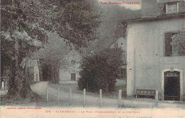 CPA (Labouche) Saint-Christau Le Vieil établissement Et La Chapelle CC 747 - Other Municipalities