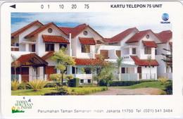 INDONESIA INDONESIEN  INDONESIE -IND P 393-P 397  Perumahan 4500ex.- MINT RRR - Indonesia
