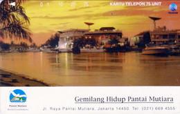 INDONESIA INDONESIEN  INDONESIE -  IND P 394-P 394 Pantai Mutiara 4.500ex.- MINT RRR - Indonesia