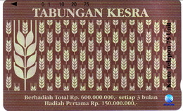 INDONESIA INDONESIEN  INDONESIE -  IND P 396-P 398 Tabungan Kesra 5.000ex.- MINT RRR - Indonesia
