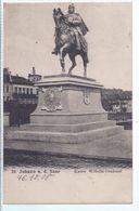 Saarbrücken St. Johann - Saar   - Kaiser Wilhelm Denkmal   -       **87675** - Saarbrücken