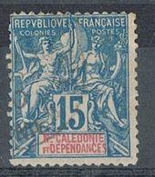 NOUVELLE-CALEDONIE N°46 - Usados