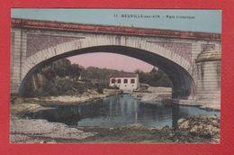 Neuville Sur Ain  -  Pont Historique - Francia