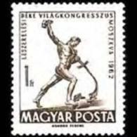 HUNGARY 1962 - Scott# 1462 Disarmament Set Of 1 MNH - Hungary